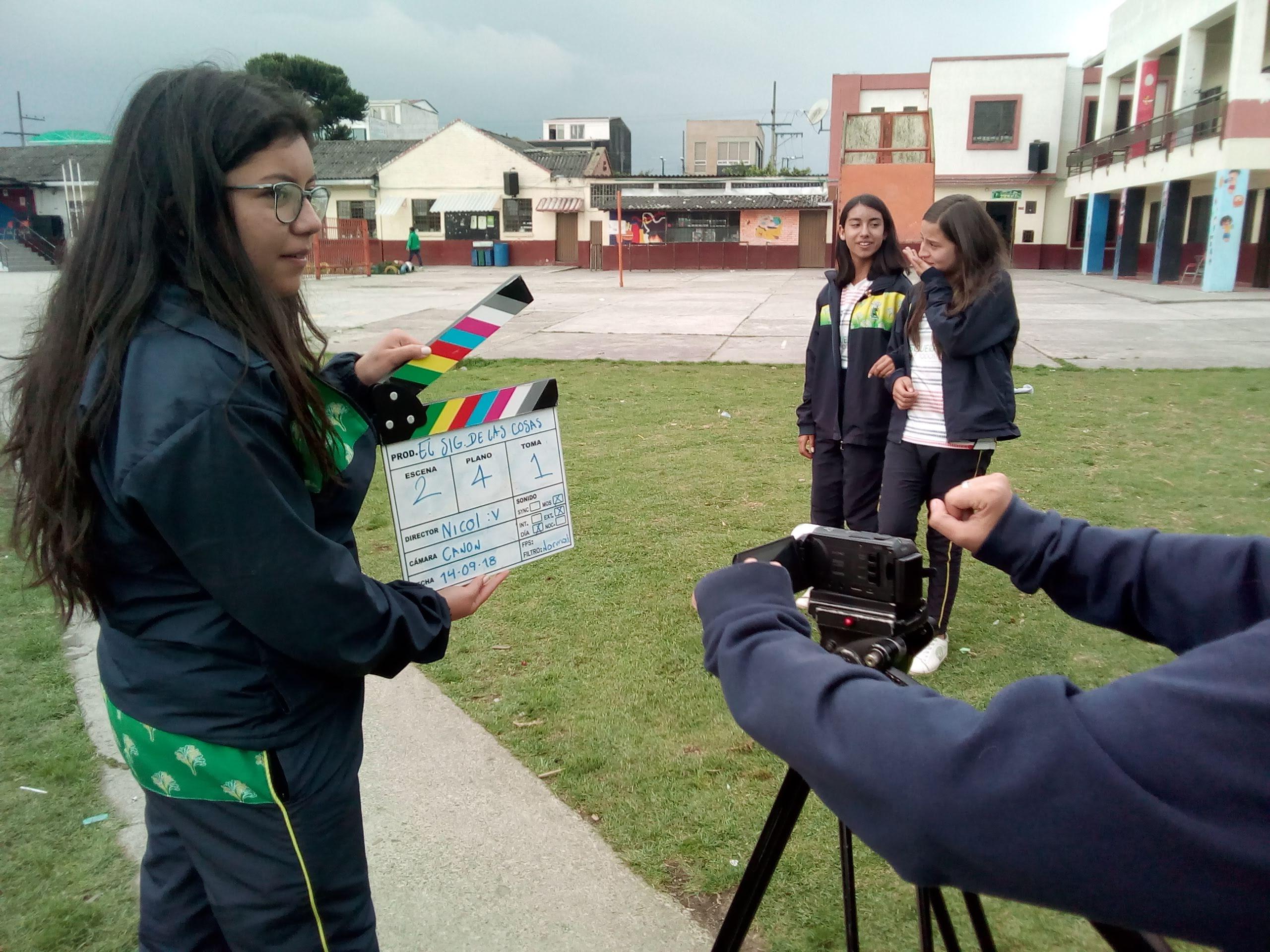 [2018] PROYECTO ¿CUÁL ES TU VIDEO?: MOSQUERA, MADRID, FACATATIVÁ